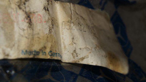 6150520203 CRANKSHAFT GEAR €200.00 1946-1955