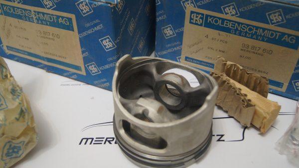 1170303118 Kolbenschmidt M117 5.6L 97.00 (+0.50mm oversize) piston set (8 pistons) €0.00 M117