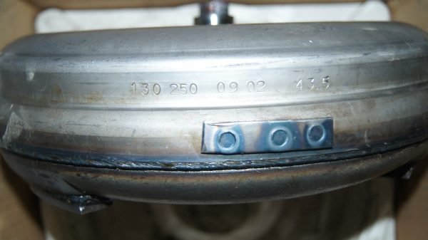 1302500902 Torque converter €1,450.00 HeckFlosse-Fintail