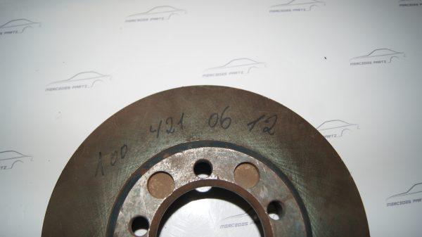 1004210612 W100 Front Brake Disc €200.00 600