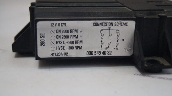 0005454032 W108 280SE Advance / Retard Mechanism Control Unit €280.00 Chassis