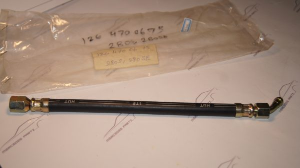 1264700675 W126 Fuel Hose €70.00 Chassis