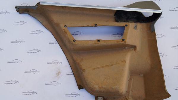 1266902425 C126 Rear Right interior Panelling €300.00 Genuine Mercedes Part