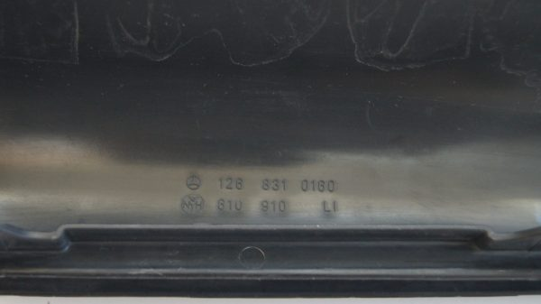 1268300119 W126 Defroster Nozzle To Left €12.00 Genuine Mercedes Part