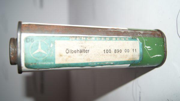 1008900011 W100 Hydraulic Oil €0.00 Genuine Mercedes Part