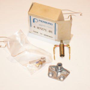4.07271.01 pierburg , 4a1 repair kit , solex 4a1 repair kit , m110 carburetor repair kit , 0000701287