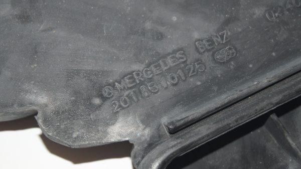 A2018310125 , 2018310125 , W201 fitting between rear fender top and rear pillar , bottom left