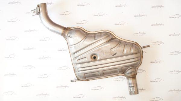 51644900116 , A1644900116 , A1644900815 , A1644906615 , W164 ML exhaust muffler