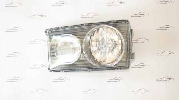 1238204161 W123 Left Hella headlight €180.00 Genuine Mercedes Part