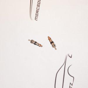 A0000784349 , 0000784349 , M104 M111 M112 M113 M119 M120 M161 M166 fuel pressure test connection valve