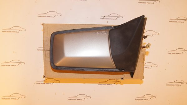 A1268104516 , 1268104516 , W126 outside rearview mirror , mirror glass plane and heated , manually adjustable , right , 1268104616