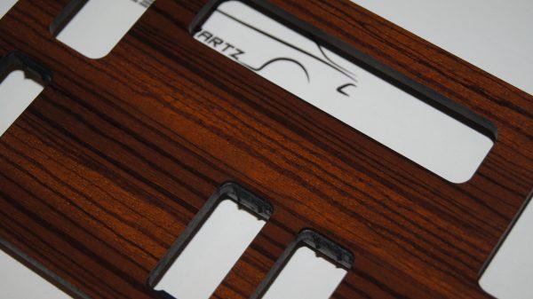 A1266805136 , 1266805136 , W126 dash zebrano wood covering