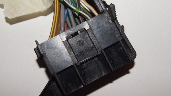 A0165454528 , 0165454528 , W124 W140 automatic heating control unit socket plug