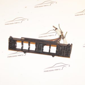 A1248210071 , 1248210071 , W124 ledge switch to instrument panel (used)