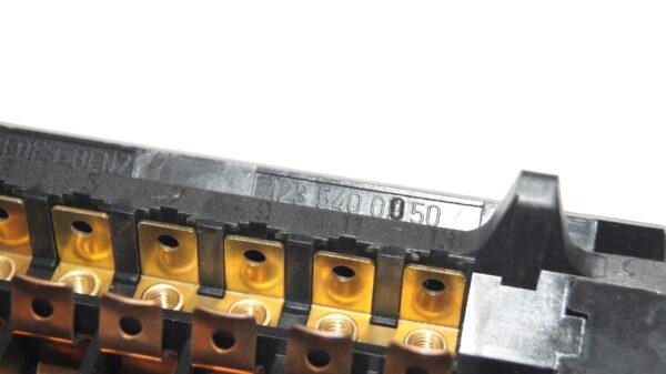 A1235400050 , 1235400050 ,A1235400350 , 1235400350 , A1235400650 , 1235400650 , W123 fuse box