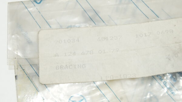 A1246780179 , 1246780179 , W124 bracing