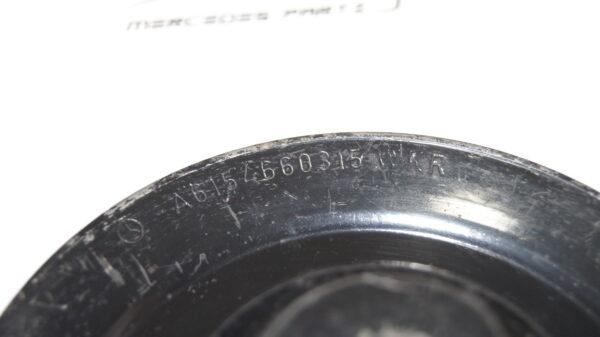 A6154660315 , 6154660315 , M110 M115 M123 OM615 OM616 OM617 pulley