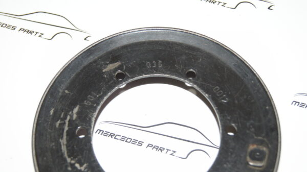 A6010350012 , 6010350012 , M102 crankshaft belt pulley