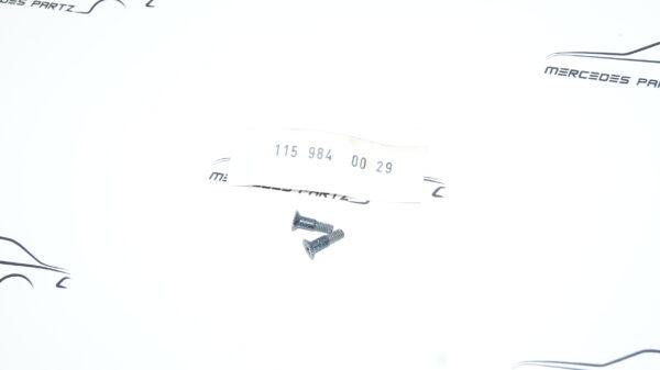 A1159840029 , 1159840029 , W114 W115 W116 dash screw