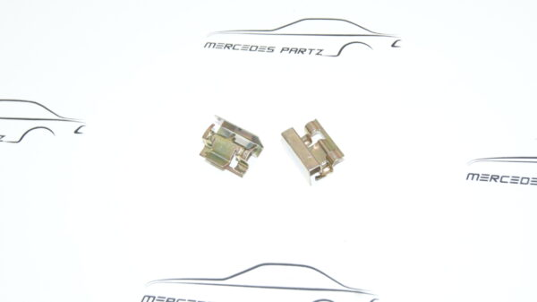A1249883378 , 1249883378 , W124 W201 panelling to front panel pillar clip