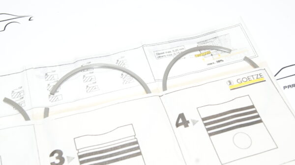 Interchange Parts for GOETZE / CAC 08-165111-10 Brand Sku Type Name Relevance KOLBENSCHMIDT 50001107 Piston Ring Kit KOLBENSCHMIDT 50001107 Piston Ring Kit Direct Details» MERCEDES-BENZ 000 030 21 24 Piston Ring Kit MERCEDES-BENZ 000 030 21 24 Piston Ring Kit Indirect Details» GOETZE 08-165111-10 Piston Ring Kit GOETZE 08-165111-10 Piston Ring Kit Indirect Details» TRW 09-2653-10 Piston Ring Kit TRW 09-2653-10 Piston Ring Kit Indirect Details» GOETZE 08-165111-10 Piston Ring Kit GOETZE 08-165111-10 Piston Ring Kit Indirect Details» GOETZE ENGINE 08-165111-10 Piston Ring Kit GOETZE ENGINE 08-165111-10 Piston Ring Kit Indirect Details» MAYBACH 000 030 21 24 Piston Ring Kit MAYBACH 000 030 21 24 Piston Ring Kit Indirect Details»