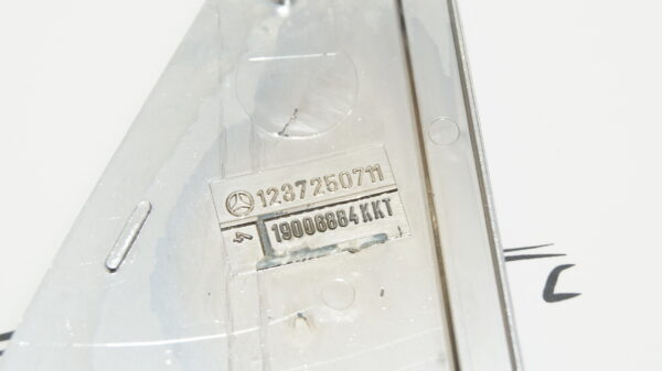 A1237250711 , 1237250711 , W123 mirror left interior cover with hole