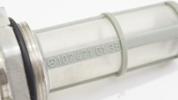 1074710135 , A2014700406 , 2014700406 , W107 W116 W123 W126 W124 W201 fuel strainer filter
