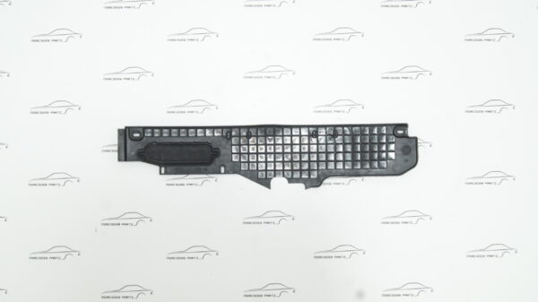 A1245053788 , 1245053788 , W124 radiator lateral left cover only for models with A/C