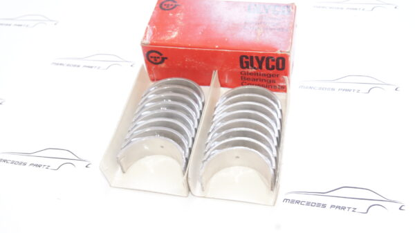 GLYCO 71-3476/08 71-3476/8 , A1165861403 , 1165861403 , A1165862103 , 1165862103 , 1160300660 , A1160300660 , M116 M117 connecting rod bearing 4th repair size 51.00 mm (+1.00)